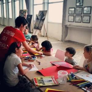 """Corso di pittura per bambini """"Halloween con Dalì"""""""